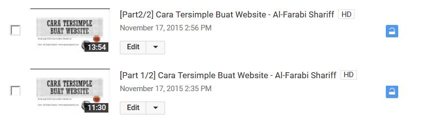 bonus cara tersimple buat website