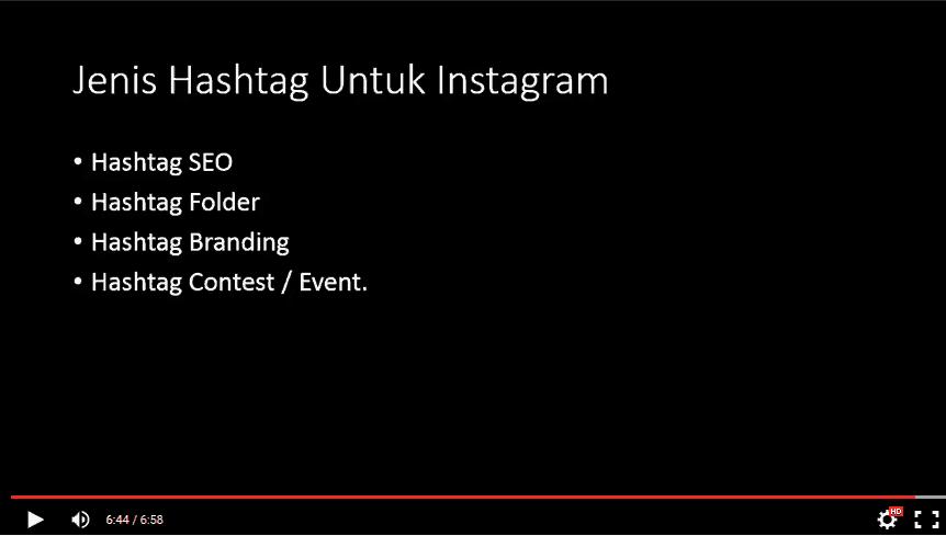 4 hashtag