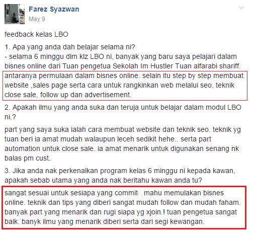 testimoni-lbo-farez-syazwan